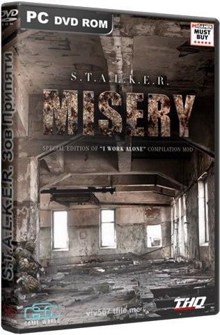 S.T.A.L.K.E.R - MISERY (2012) [Пиратка,Англиийский,Action]