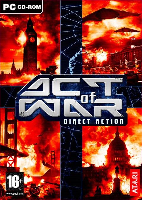 Act of War: Шок и трепет (2005) PC | Repack от R.G. Repacker's
