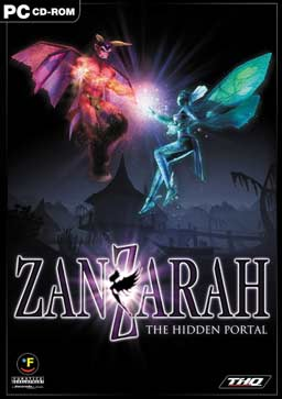 Zanzarah: The Hidden Portal (2003) [RePack, Русский, Action (Shooter) / Adventure / RPG / 3D / 1st Person] от R.G. UniGamers