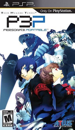 Shin Megami Tensei Persona 3 Portable [English][FIXED]
