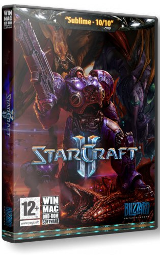 StarCraft 2: Wings of Liberty [v.1.4.2] (2010) PC | RePack
