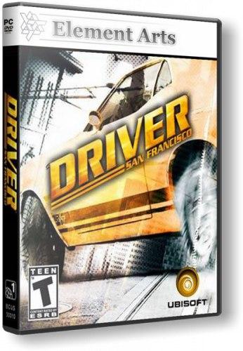 Driver San Francisco [v.1.4.0.0] (2011) PC | RePack от R.G.BoxPack