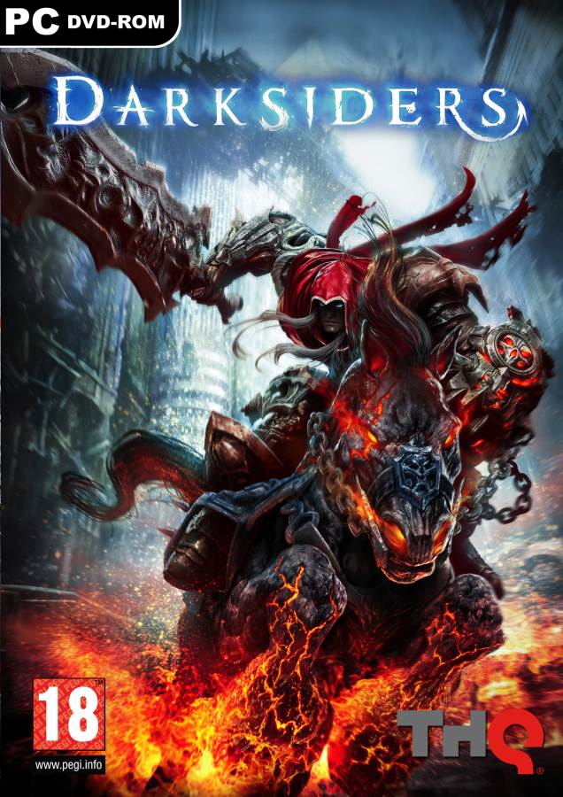 Darksiders: Wrath of War [v.1.1] (2010/PC/Rus/RePack) by R.G.Creative
