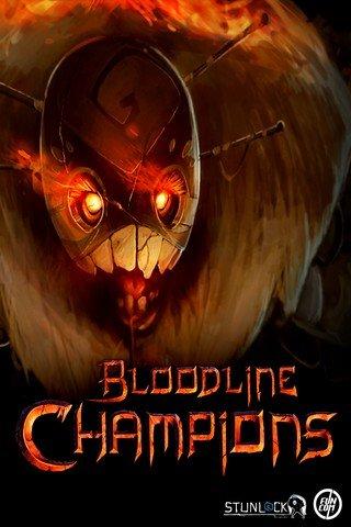 Братство чемпионов / Bloodline Champions (2011) PC