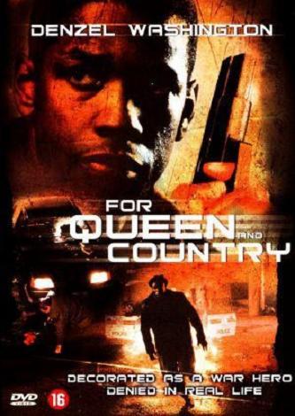 За королеву и страну / For Queen & Country (1988) DVDRip