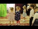 8 марта в саду 2) мальчики приглашают девочек на танец))