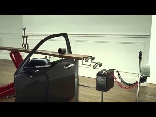 Самая дорогая реклама автомобиля, завоевавшая множество наград. Она того стоит!