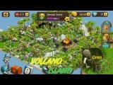Zombie Castaways - Volcano Island (Остров Вулкана)