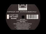 Kings Of Tomorrow I Want You (For Myself) (Luke Fair Remix)