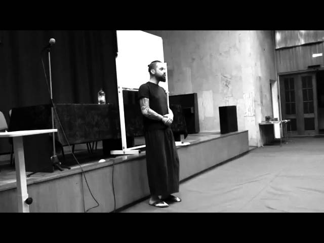 Лекция Ильи Чёрта Кнабенгофа в Туле 2016 Практическое ежедневное применение дух...