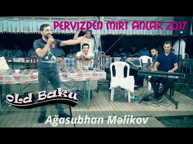 Perviz Bulbulenin - Komediya AnLari ( Masalli Amidin Toyu ) / Meyxanada Mirt Anlar