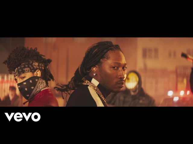 Future - Mask Off (Official Music Video)