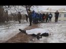 [18] ЛНР настойчиво попросила Александра Хуга лично увидеть результаты обстрела Кировска карателями