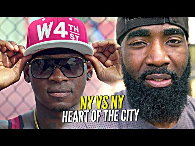 Bred With Toughness In The True Mecca of Basketball   Heart of The City: NY vs NY