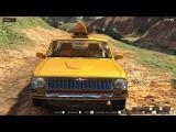 GTA 5 GAZ 24 Taxi
