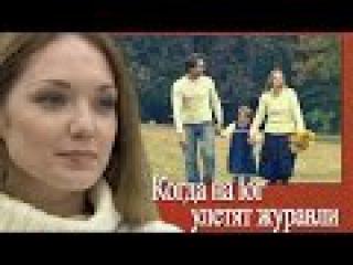 фильм Когда на юг улетят журавли (2010) мелодрама