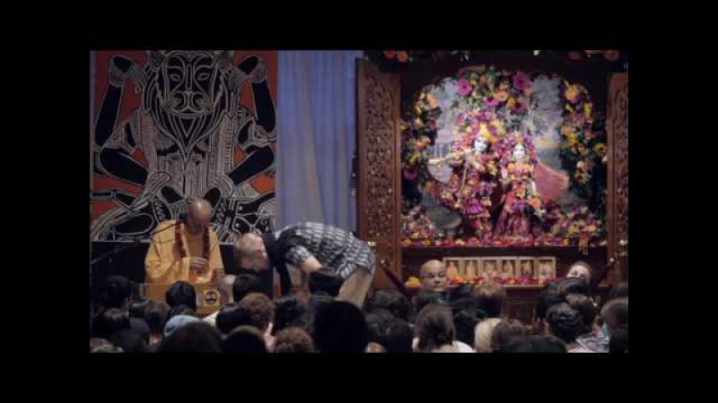 Radhanath Swami - Festival of the Divine Protector