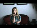 Chloe Channell Americas Got Talent covering All American Girl by Carrie Underwood