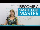 Become a Small Talk Master