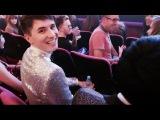 Dan and Phil in TomSka's Vlog (2016 BONCAs)