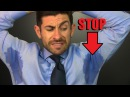 How To STOP Sweaty Armpits 3 Hacks To Eliminate Sweat Rings