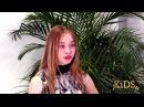 Видео визитка Участница ВИКТОРИЯ Ржевская Celebrity Kids 2017 Spb конкурс красоты и тала