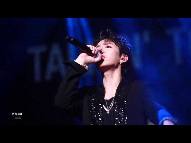 Mirror -Jooheon Kihyun Monsta X (stage mix)