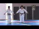UNSU _ (Masao Kagawa , Takumi Sugino) _ Shotokan Karate Kata