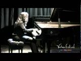Lera Auerbach plays Prokofiev Sonata No. 2 in D minor (2nd Movement)