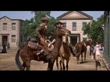 Вестерны Столкновение в Сандауне (1957)  Фильмы про индейцев  Вестерны