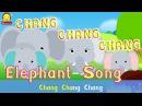 Chang Chang Chang Thai Elephant Song Karaoke ♫ Kids songs ♫ Nursery Rhymes Indy songs Kids