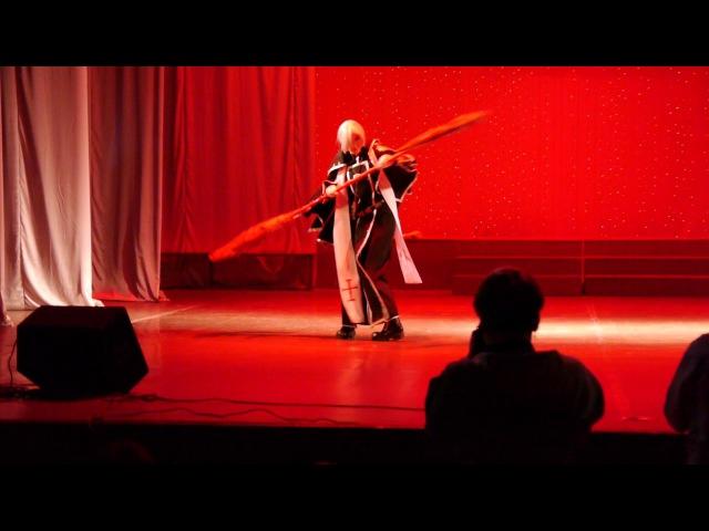 1 8 SEI`KI Kaoru Trinity Blood Abel Nightroad Рязань дефиле