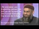 Ab 01 Okt. 2017 gilt die Scharia in Deutschland de facto Todesstrafe für Islamkritik