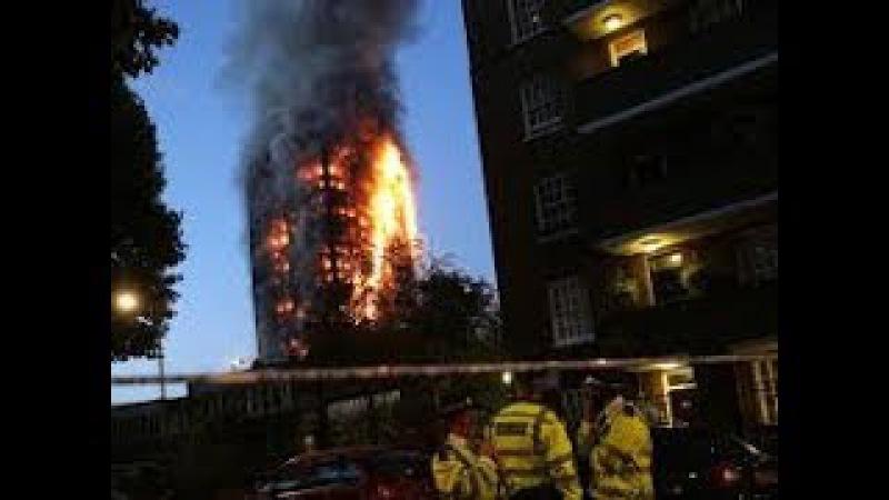 Grenfell Anwohner: Ich glaube nicht, dass dies ein Unfall war! wurde warm abgetragen!