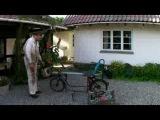 HPV Hans Pedersen Vehicles cargo recumbent