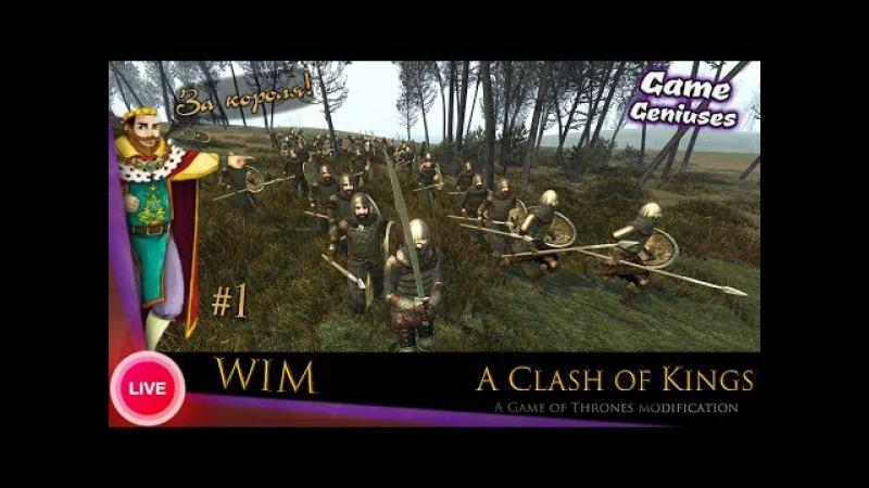 Огнём и мечом [Mount Blade: A Clash of Kings]