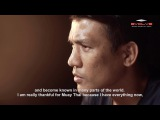 I AM A WARRIOR  Muay Thai Legend Namsaknoi Yudthagarngamtorn