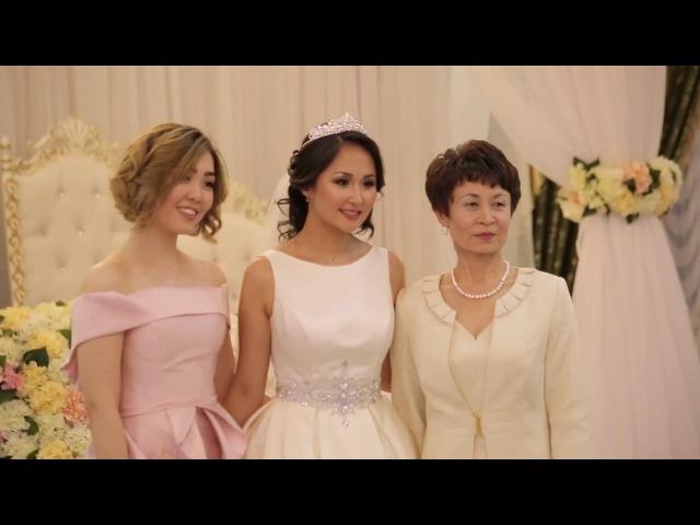 2040 - Алмаз Айгерим - Wedding Film