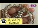 Orecchino Le Vostre Richieste Archi con perle e coppie di Perle a Corona