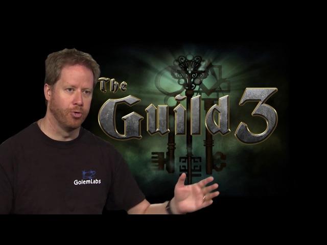 «Гильдия 3» | Видео от разработчиков | ИИ и разнообразие / The Guild 3 - Developer Video 2 - Technical Development Side
