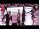 Рикардо Кокки и Юлия Загоруйченко - Ча Ча - 2016 World Championships Pro Latin