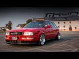 AUDI S2 AVANT  The Red Baron  Pure Sound  Frohlix Entertainment