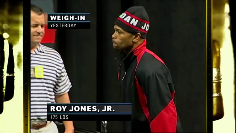 Бернард Хопкинс — Рой Джонс / Roy Jones Jr. vs. Bernard Hopkins II ᴴᴰ