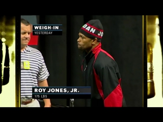 Бернард Хопкинс — Рой Джонс / Roy Jones Jr. vs. Bernard Hopkins II ᴴᴰ