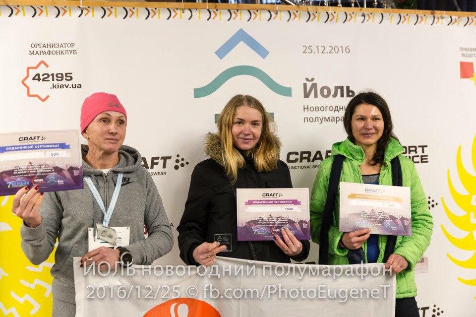 Оля Донченко, Антон Носенко и Артём Брагин отлично завершили 2016-й спортивный год!