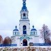 Храм Казанской иконы Божией Матери с.Роженцово