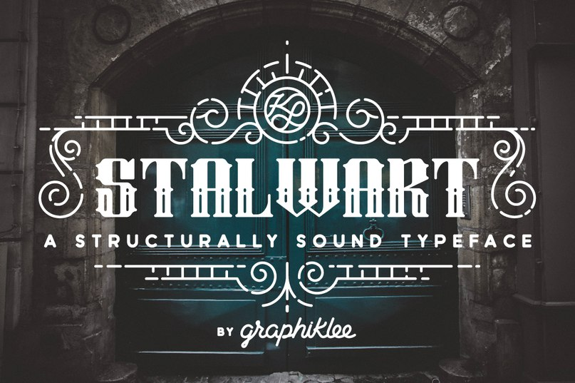 Download Stalwart font (typeface)