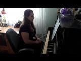 Adele -Skyfall (piano-cover)