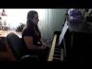 Adele -Skyfall piano-cover