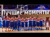 Баскетбольное шоу продолжается: лучшие моменты Динамо-УралГУФК, часть 2
